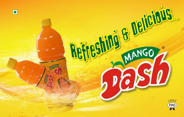 Mango Drink Promotional Pack